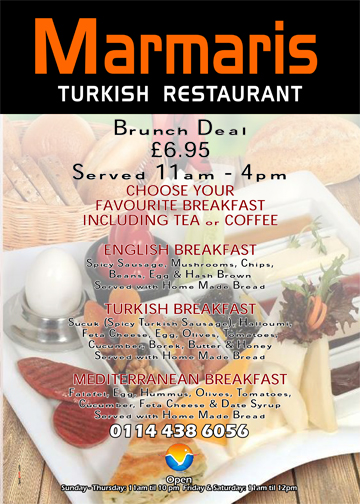 Marmaris Brunch
